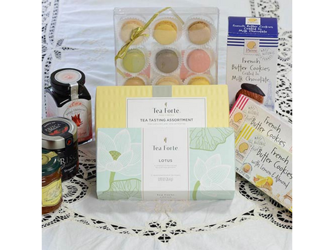Deluxe Teatime Gift Set - United States