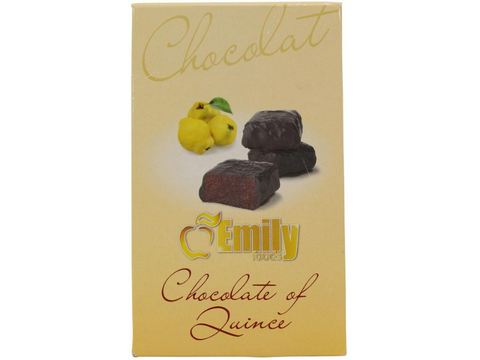 Dark Chocolate Membrillo - (Quince Paste) - Spain