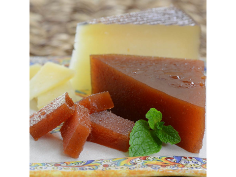 Homemade Membrillo - (Quince Paste) - Spain
