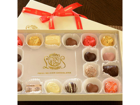 Chocolate Truffles - Signature Assortment - Gift Box - Belgium