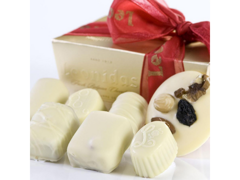 White Chocolate Truffles - Mixed - Belgium