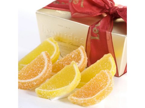 Sugared Orange and Lemon -  Half-Sliced - Belgium