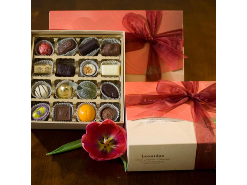 Chocolate Truffles - Gift Box - Valentine´s day - Belgium