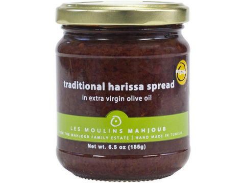 Red Chili Pepper - Harissa - Medium - Tunisia