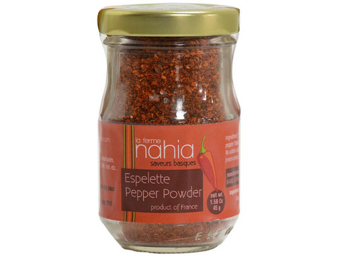 Red Chili Pepper - Espelette Pepper Powder - France