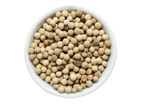 White Pepper - Whole Grain - India