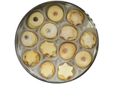 Sweet Fruit Preserves - Spanish Cookies - Gift Tin - Spain