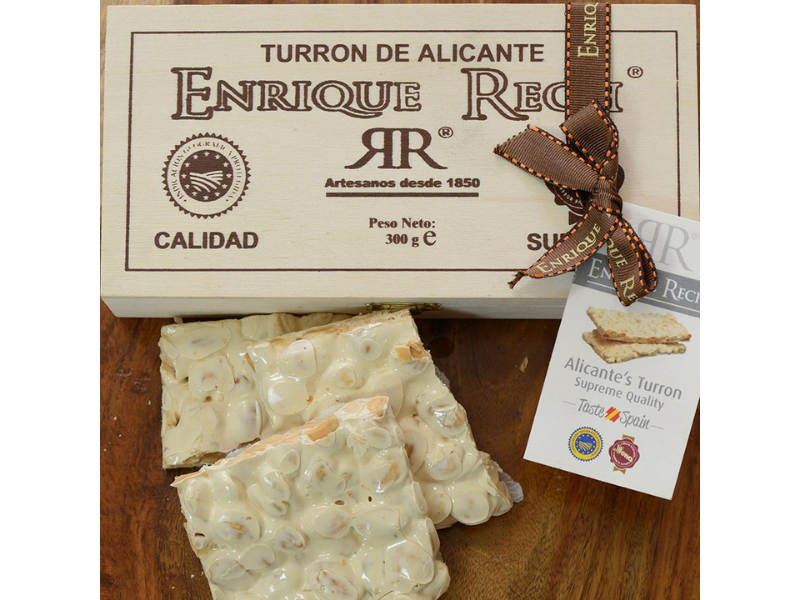 Hard Nougat - Turron Alicante - Spain