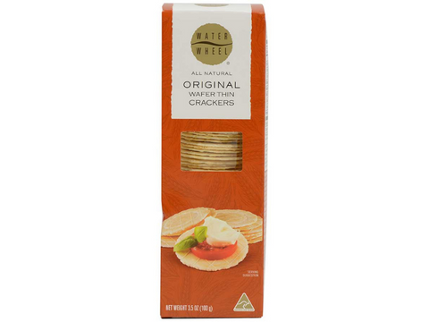 Crackers - Wafer Thin - Original - Australia