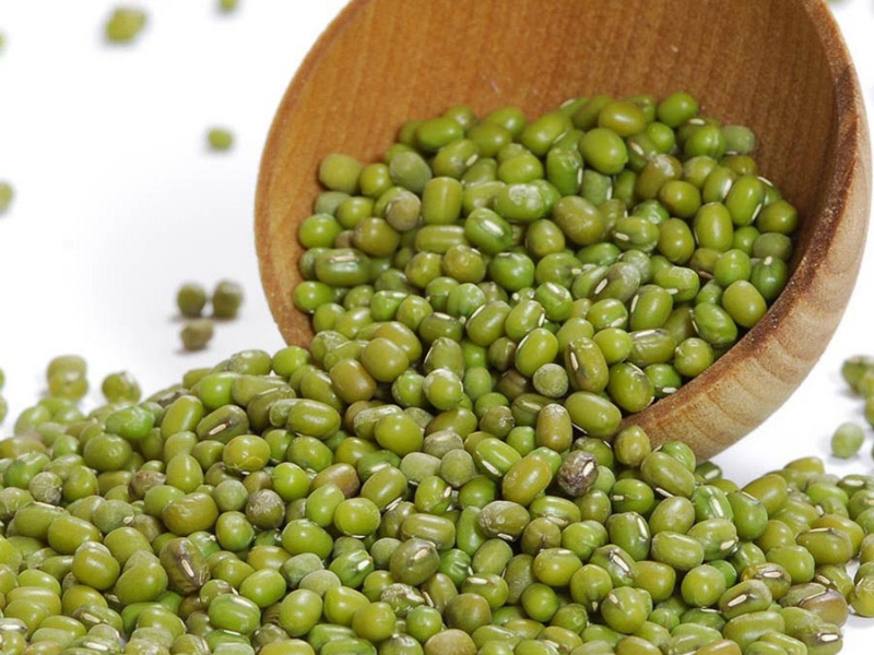 Green Mung Beans - Dry - India