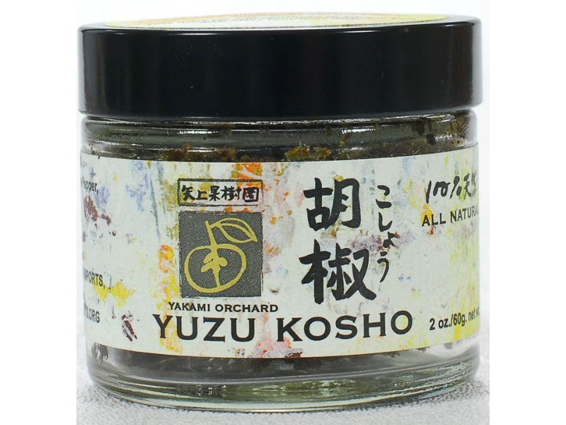 Green - Yuzu Kosho - Japan