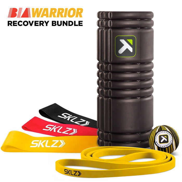 BIA Warrior Recovery Bundle