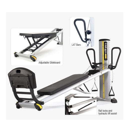 Total Gym GTS (Gravity Training System Machine)