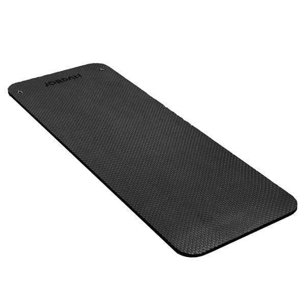 Ab Mat Black Jordan Fitness - Workout Mat