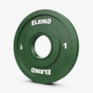 Bar Eleiko - IWF WEIGHTLIFTING COMPETITION SET - 190 KG, MEN, FG