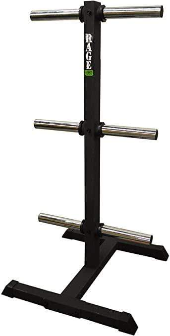 Barbell Rack Bumper Tree - RAGE FITNESS