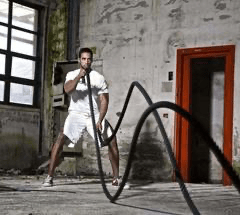 Battle Rope Performance Conditioning Rope