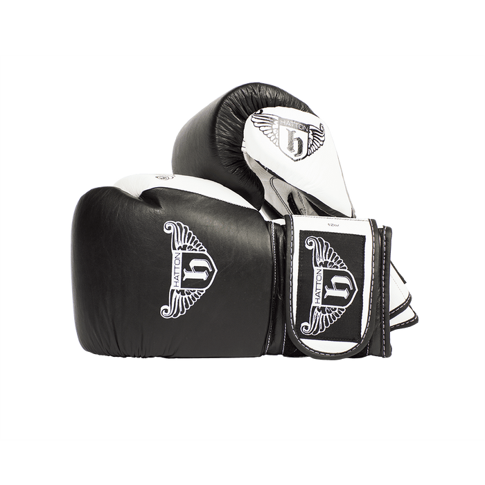Boxing Gloves Hatton Pro Sparring Velcro Gloves