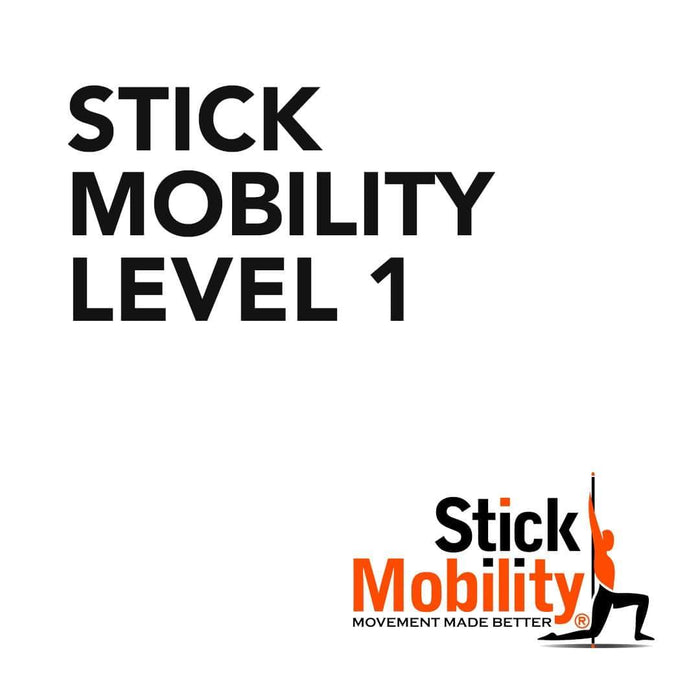 Course Course including sticks Stick Mobility L1 Certification Course