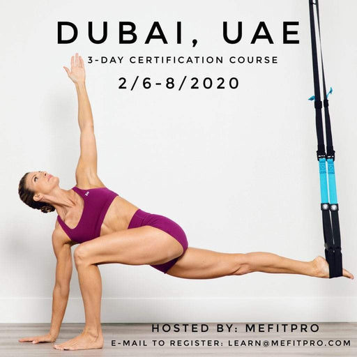 Course Pilates Suspension Method (Early Bird)
