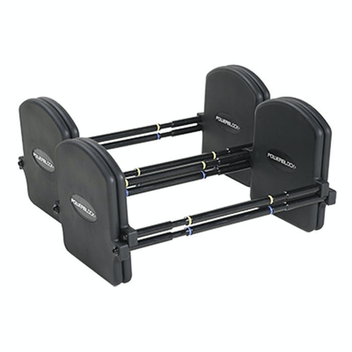 Dumbells Expander set 50lb-70lb Stage 2 PowerBlock Pro Series