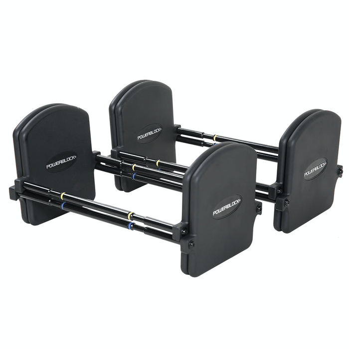 Dumbells Expander set 70lb-90lb Stage 3 PowerBlock Pro Series