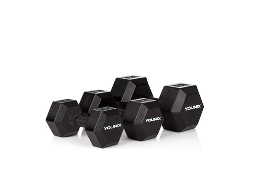 Dumbells Younix Haxagonal Dumbells (Each)