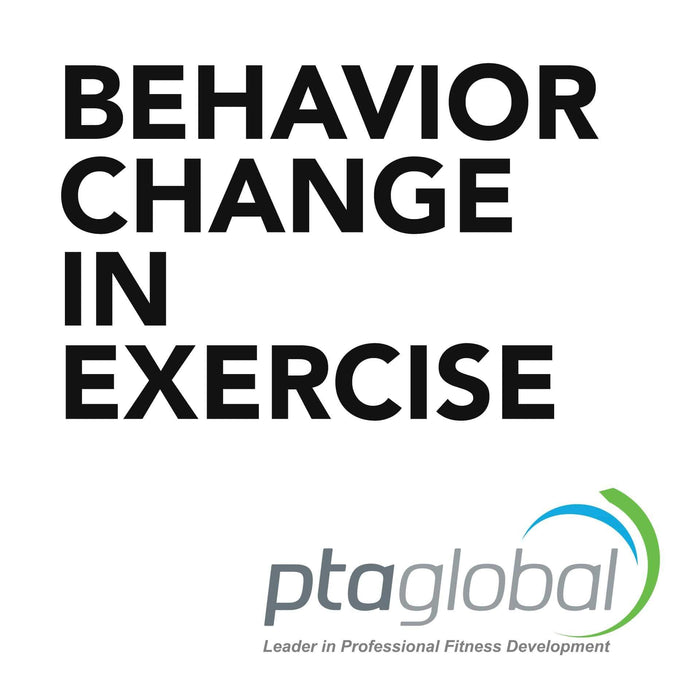 Education Behavior Change In Exercise Course