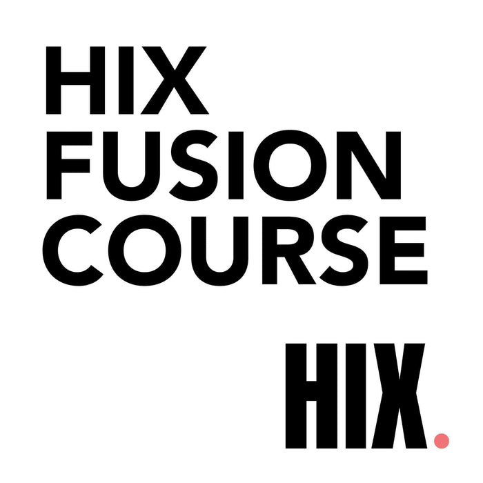 Education HIX Fusion Course