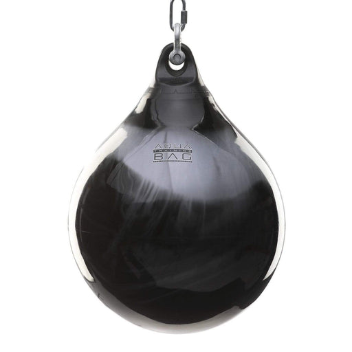 "Heavybags 18"" / Haymaker Black Aqua Training Bag"