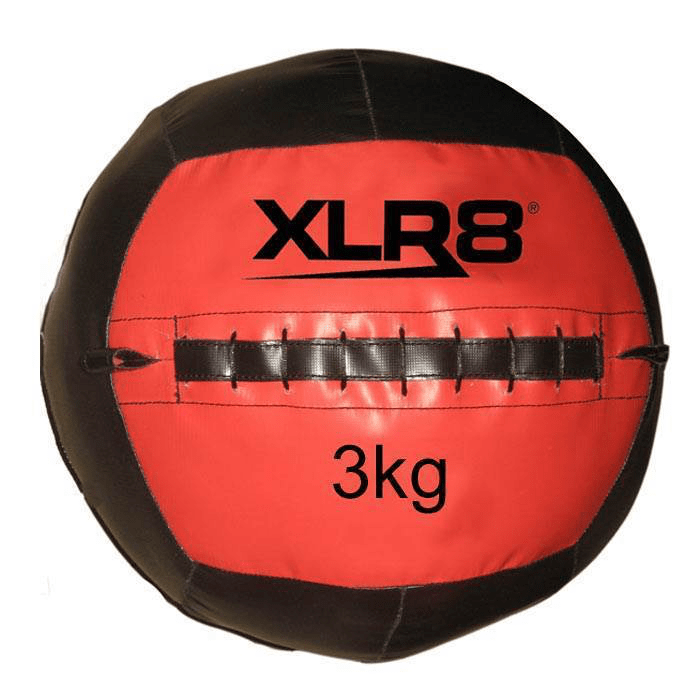 Medicine Ball 3kg XLR8 Wall Ball (Oversized Medicine Ball)