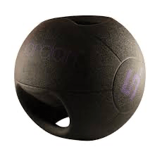Medicine Ball 5kg Jordan Fitness Double Grip Med Ball
