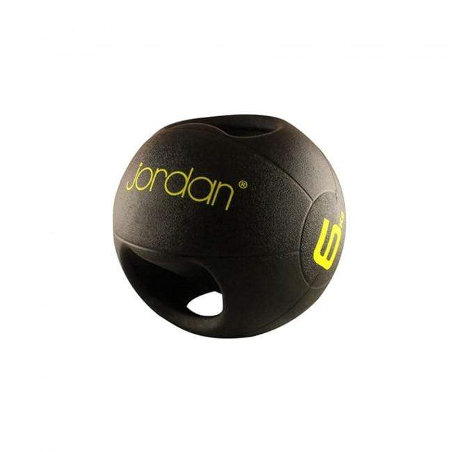 Medicine Ball 6kg Jordan Fitness Double Grip Med Ball
