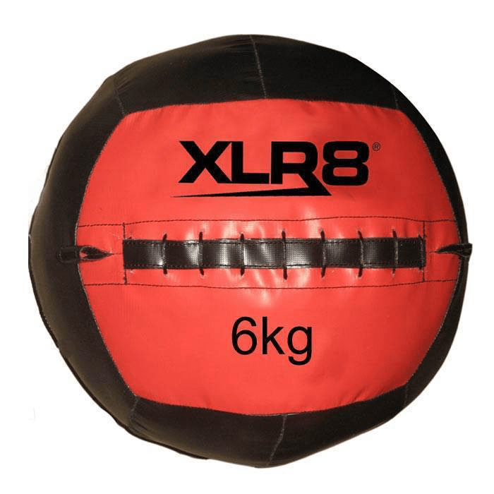 Medicine Ball 6kg XLR8 Wall Ball (Oversized Medicine Ball)