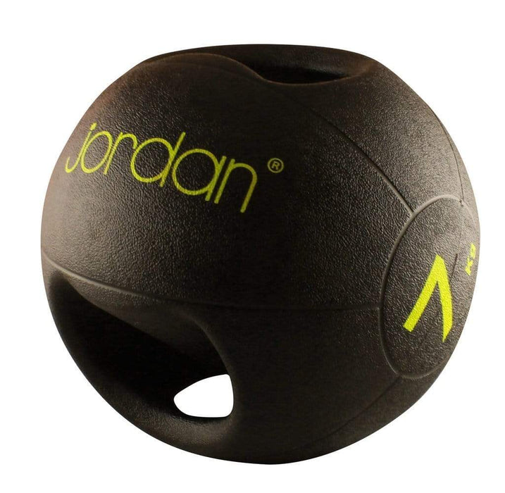 Medicine Ball 7kg Jordan Fitness Double Grip Med Ball