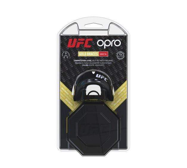 Mouthguards OPRO UFC Gold Mouthguard for Braces