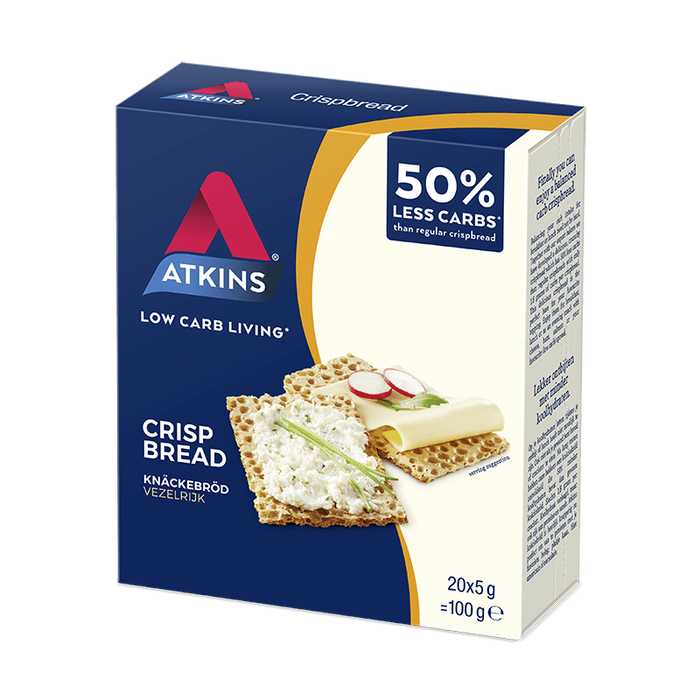 Nutrition Atkins Crispbread 100gm