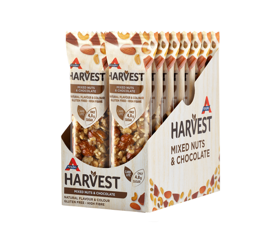 Nutrition Atkins Harvest Bars (Box of 14)