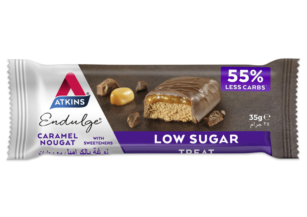 Nutrition Endulge Caramel nougat