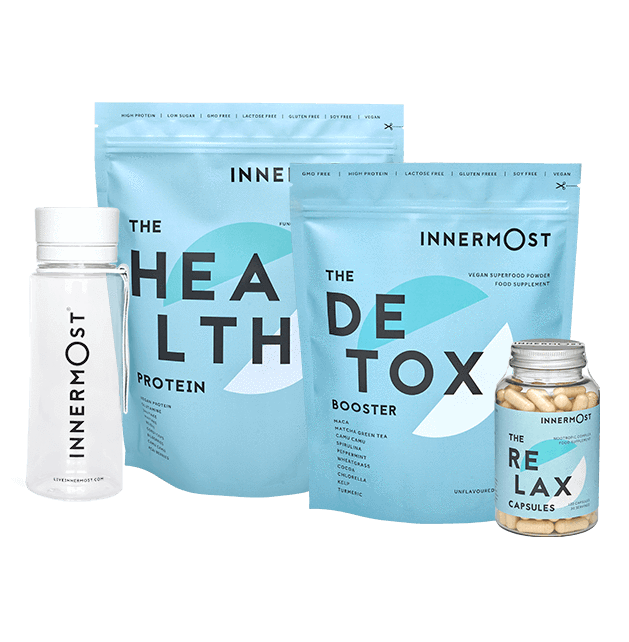 Nutrition Innermost The Wellbeing Collection