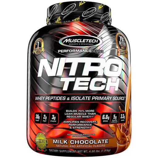 Nutrition MuscleTech Nitro Tech Performance Series