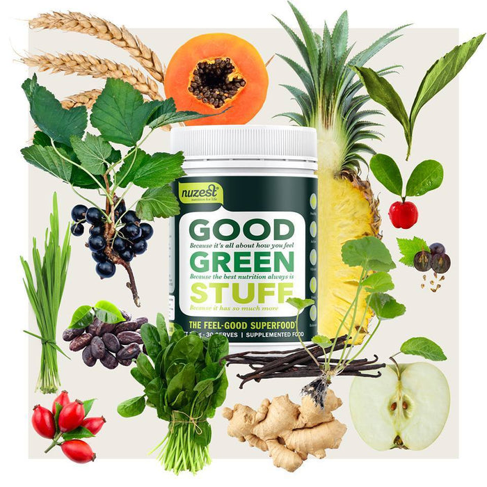 Nutrition Nuzest Good Green Stuff