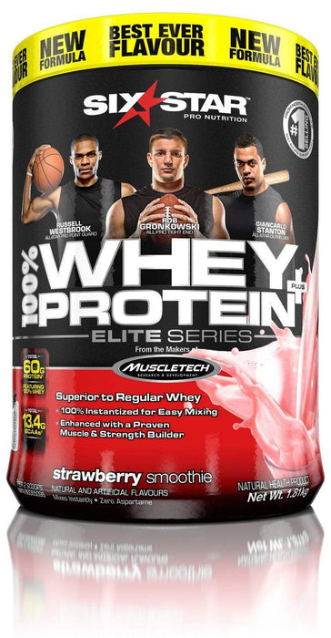 Nutrition Six Star Elite Series 100% Whey Protein Plus 2lbs