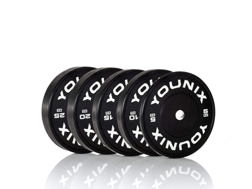 Plates Younix training Bumper Plates