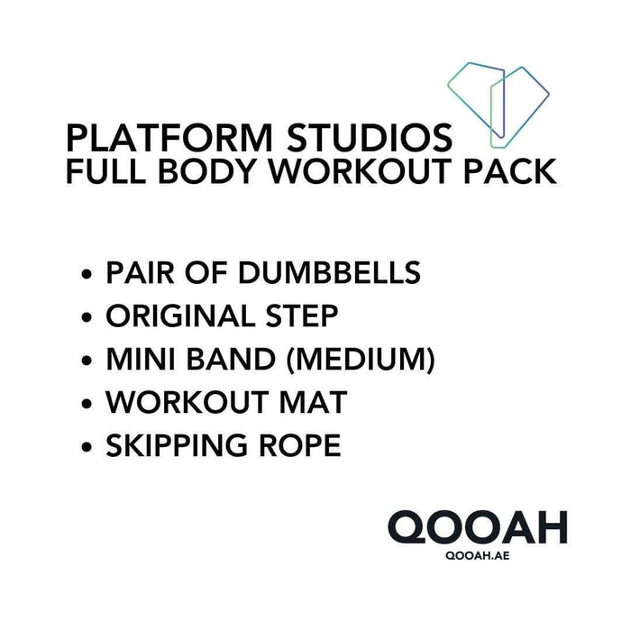 Platform Studios Full Body Workout Pack