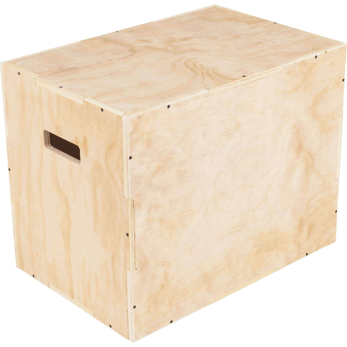 Plyobox Wooden Plyo Cube