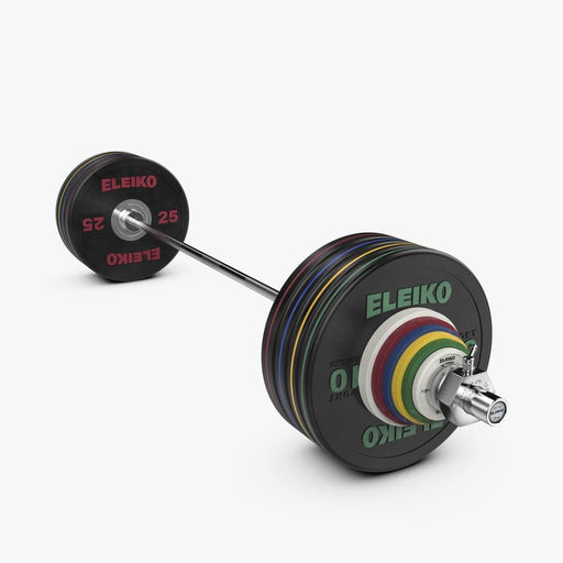 Rack ELEIKO PERFORMANCE SET — 190 kg, men, black