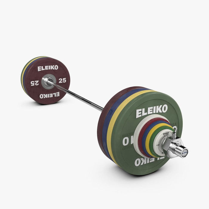 Rack ELEIKO PERFORMANCE SET — 190 kg, men, coloured