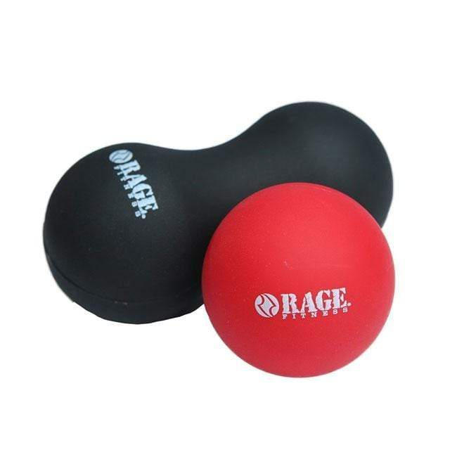 Recovery Rage Massage Roller Set