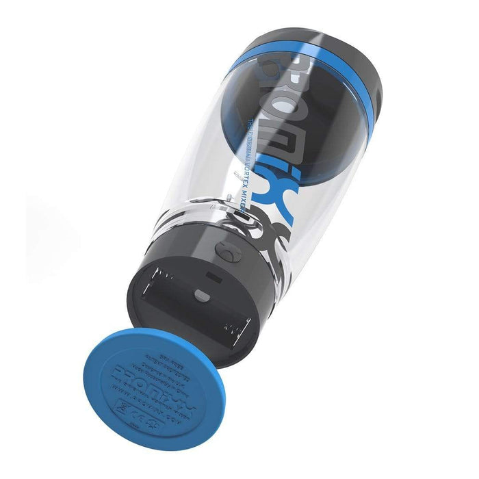 Shaker Bottle PROMiXX iX Battery-Powered Vortex Mixer Bottle